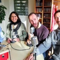 L'ASPTT Strasbourg sur EST FM