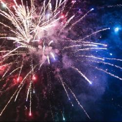 Une alternative aux feux d'artifice pour le 14 juillet !