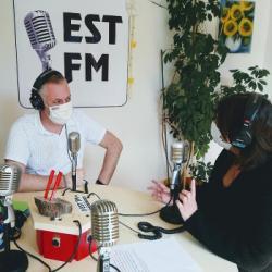 Stéphane Pasturaud sur EST FM